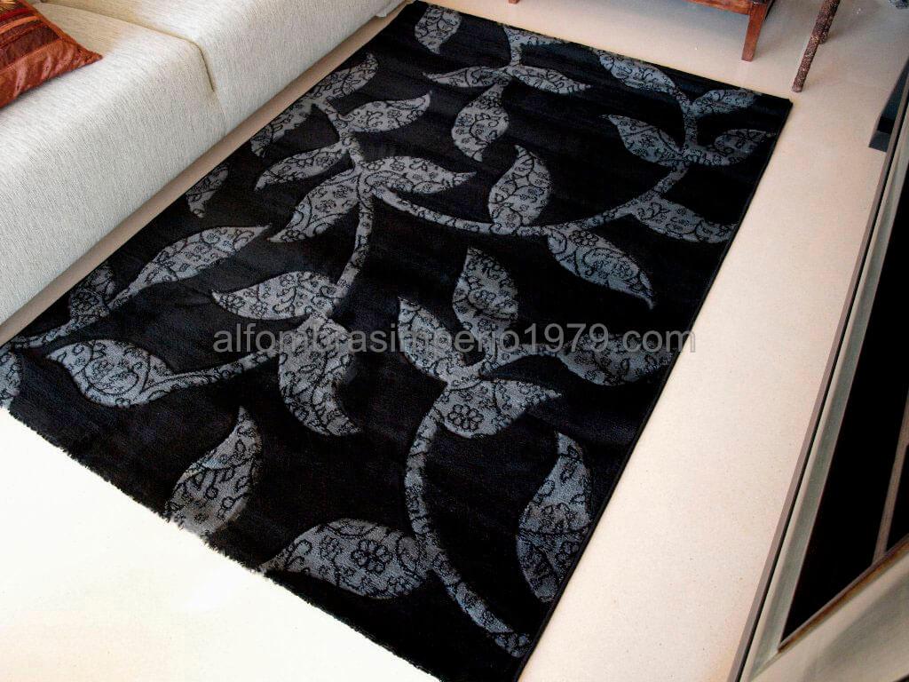 Alfombra moderna artmix 1075 blc gry alfombras baratas for Alfombras baratas outlet