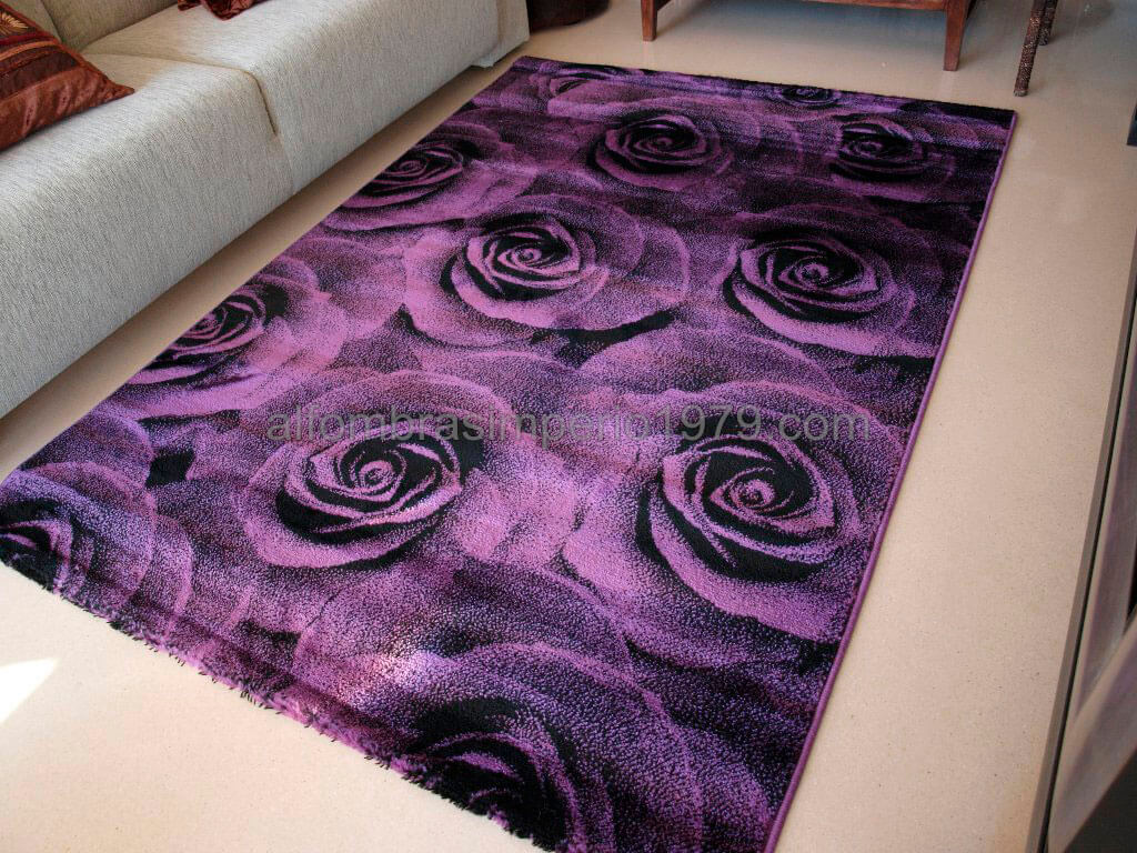 Alfombra moderna artmix 1099 frn blc alfombras baratas for Alfombras redondas modernas