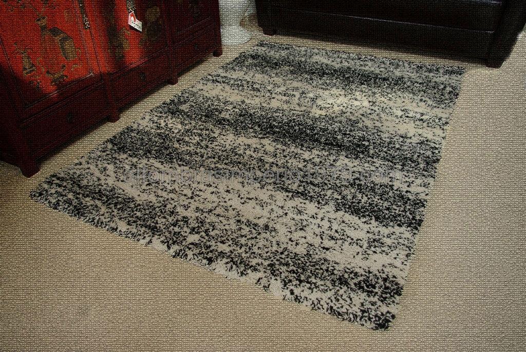 Alfombra outlet pelo alto lin 44013 beig alfombras for Alfombras clasicas baratas