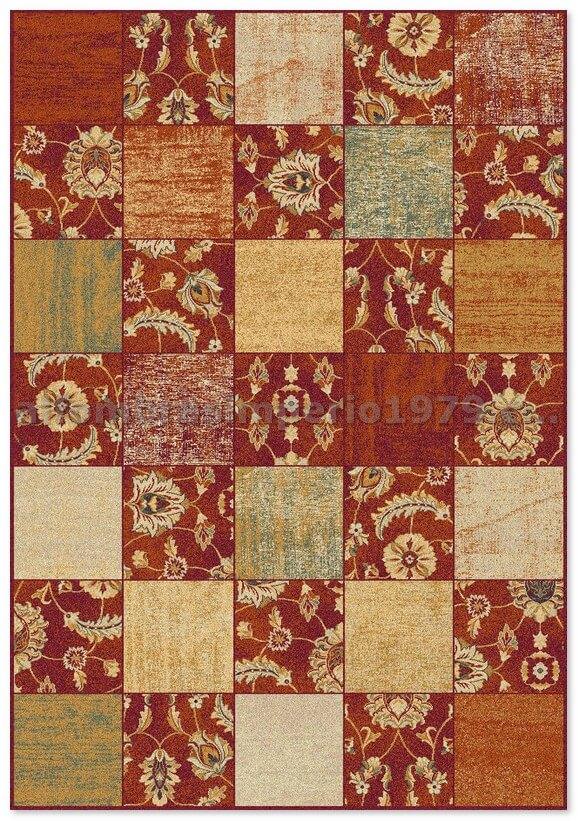 Alfombra patchwork legend 160 10 alfombras modernas - Alfombras patchwork baratas ...