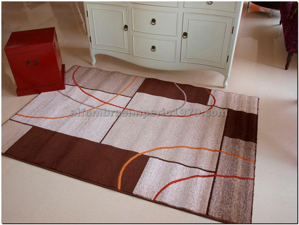 Alfombra moderna delta 977 2 alfombras modernas for Alfombras redondas modernas