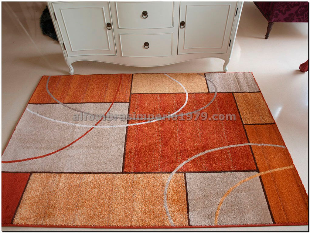 Alfombra moderna delta 977 5 alfombras modernas for Alfombras online