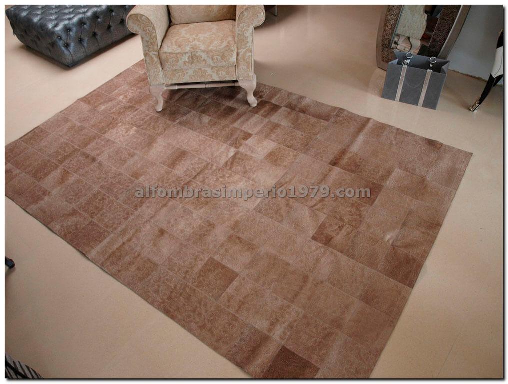 Patchwork piel 102 beig alfombras de piel patchwork - Alfombras patchwork baratas ...