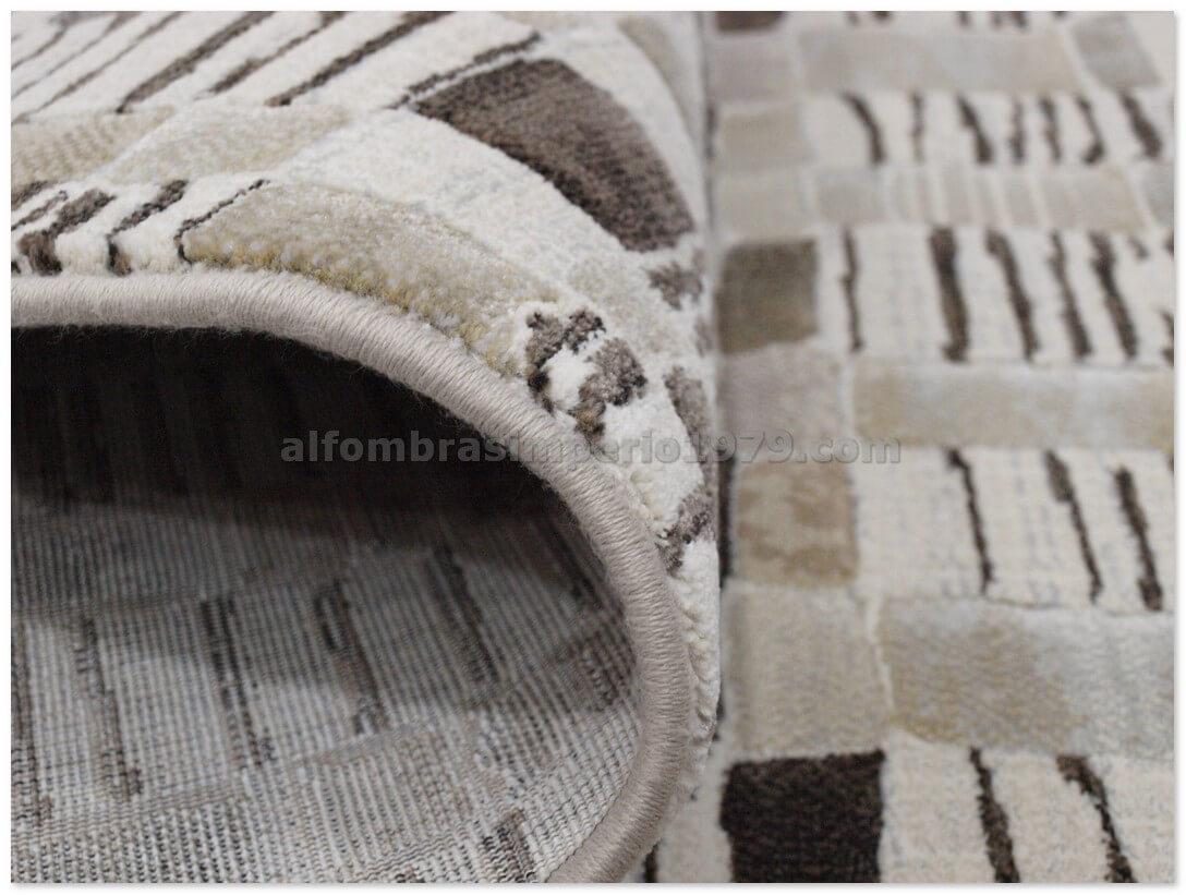 Alfombra moderna argentum 63342 6282 alfombras modernas for Alfombras precios m2