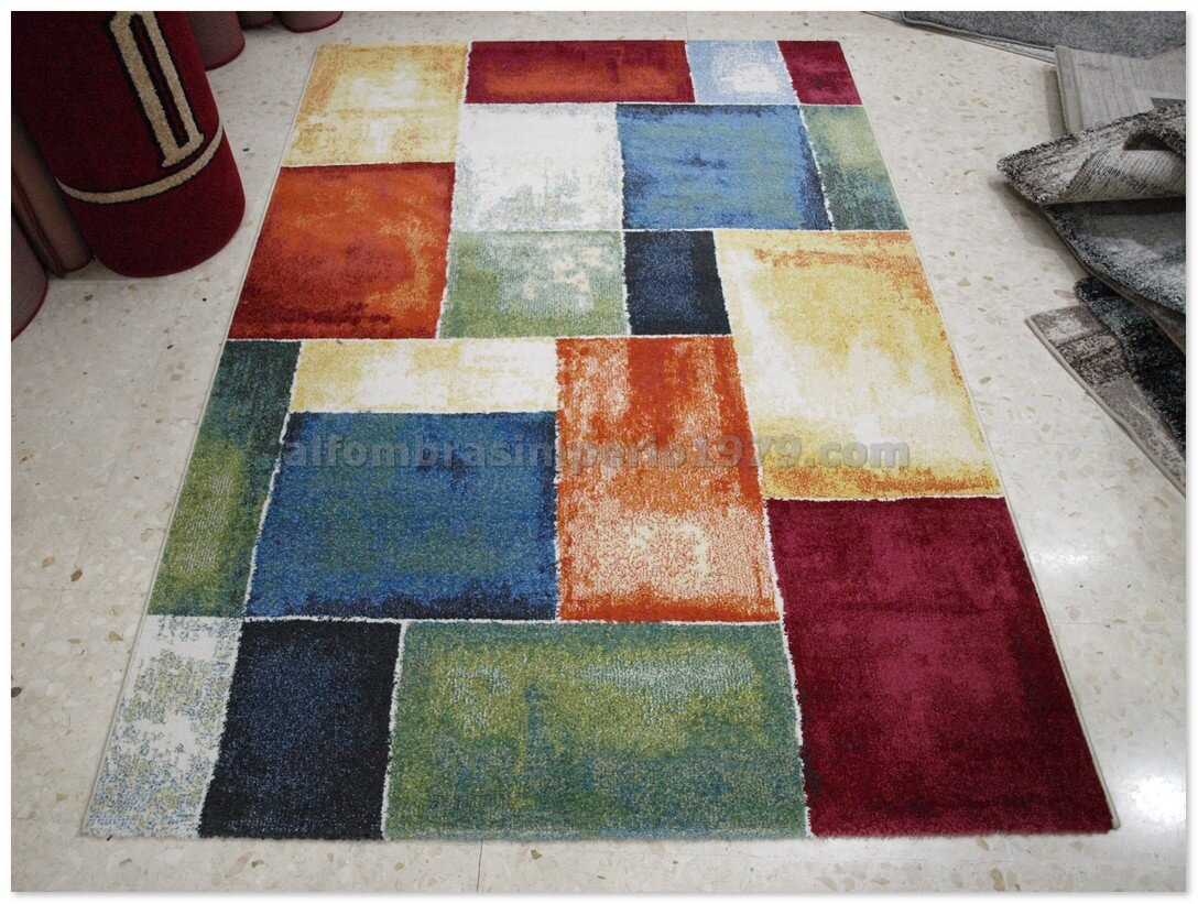 Alfombra infinity moderna 32529 6369 alfombras modernas for Outlet alfombras modernas