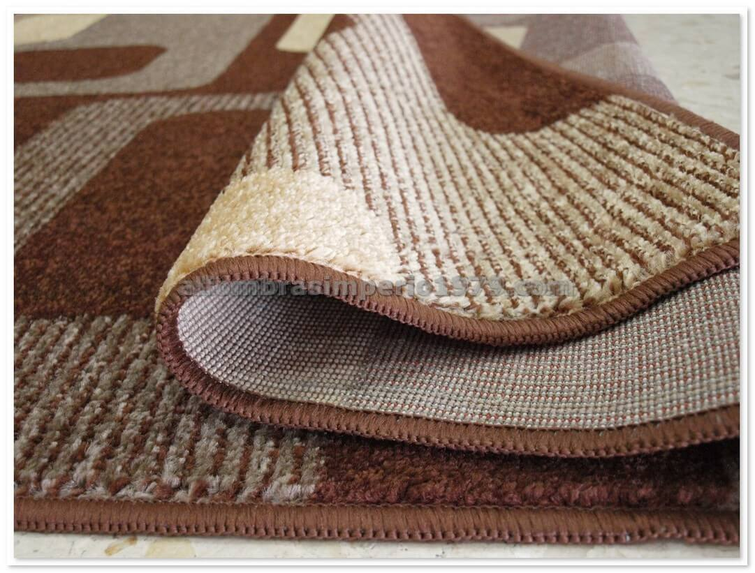 Alfombras modernas crevillente art1 marron alfombras - Alfombras en crevillente ...