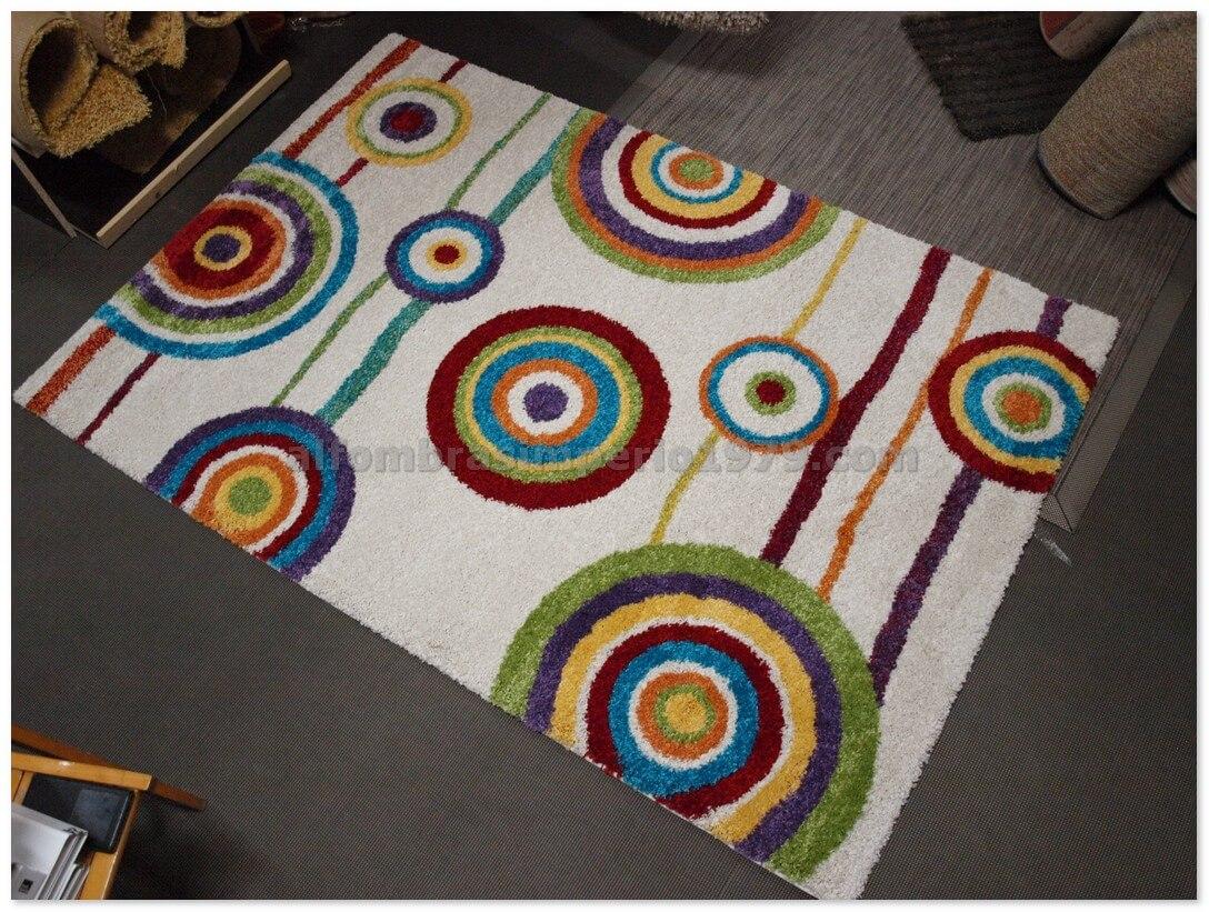 Alfombra moderna clara 1822 04 alfombras modernas - Alfombras juveniles modernas ...