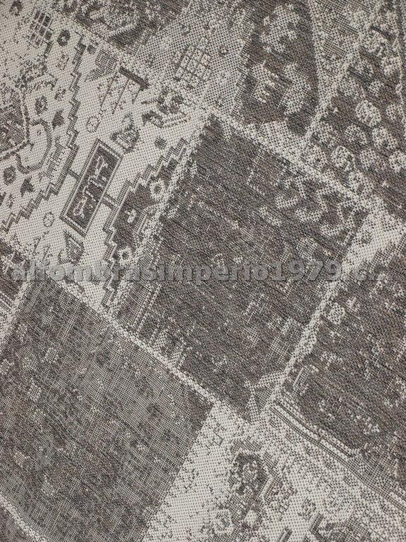 Alfombra patchwork rustica celia 2482 e alfombras modernas - Alfombras patchwork baratas ...