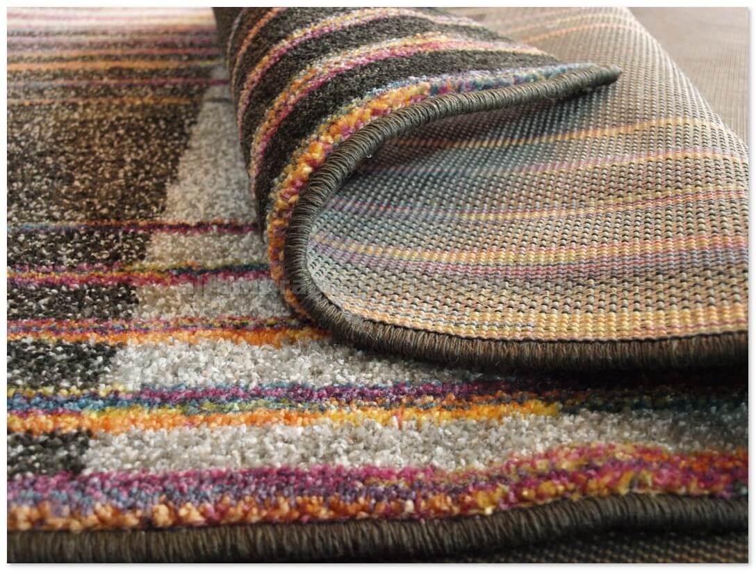 Alfombra barata electra gris alfombras baratas moderno for Alfombras muy baratas