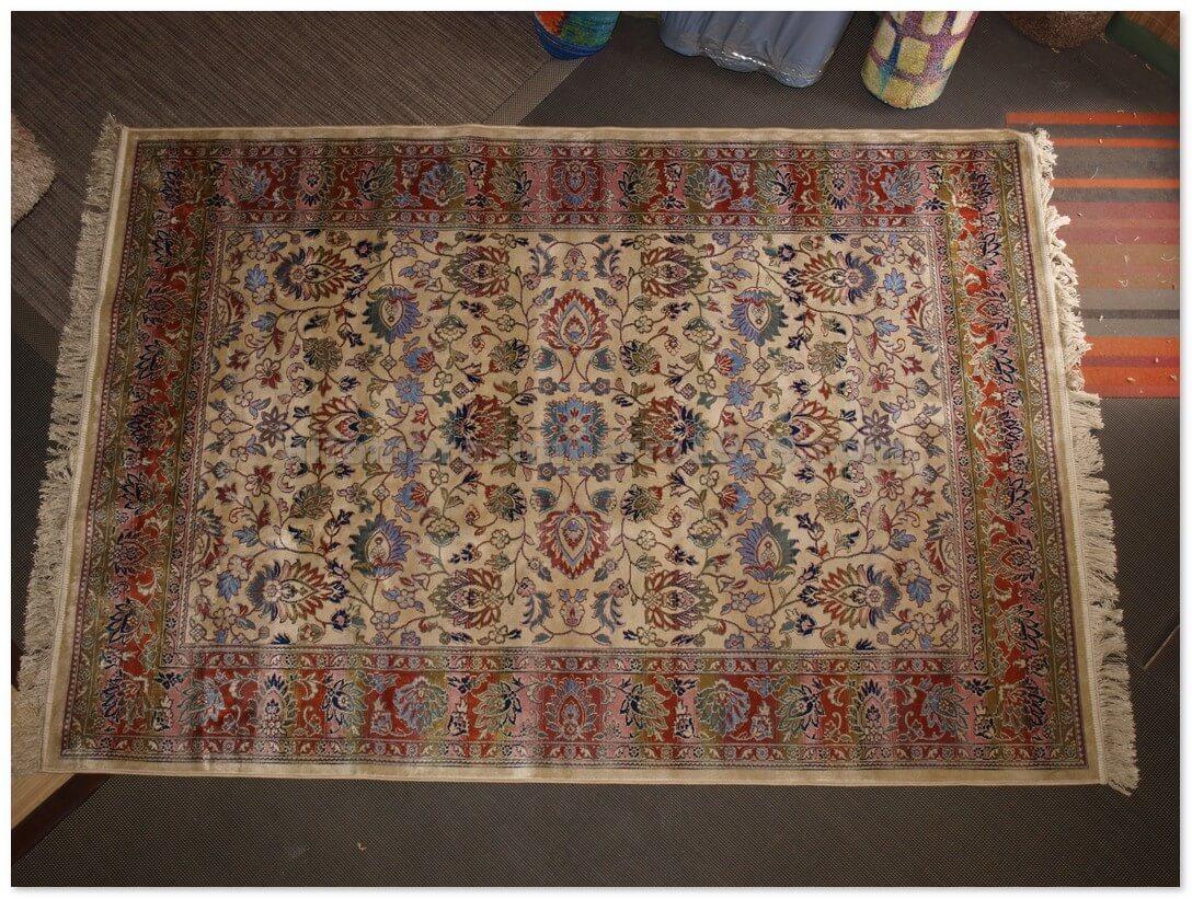 alfombras clasicas finas belgim 4827 beig alfombras