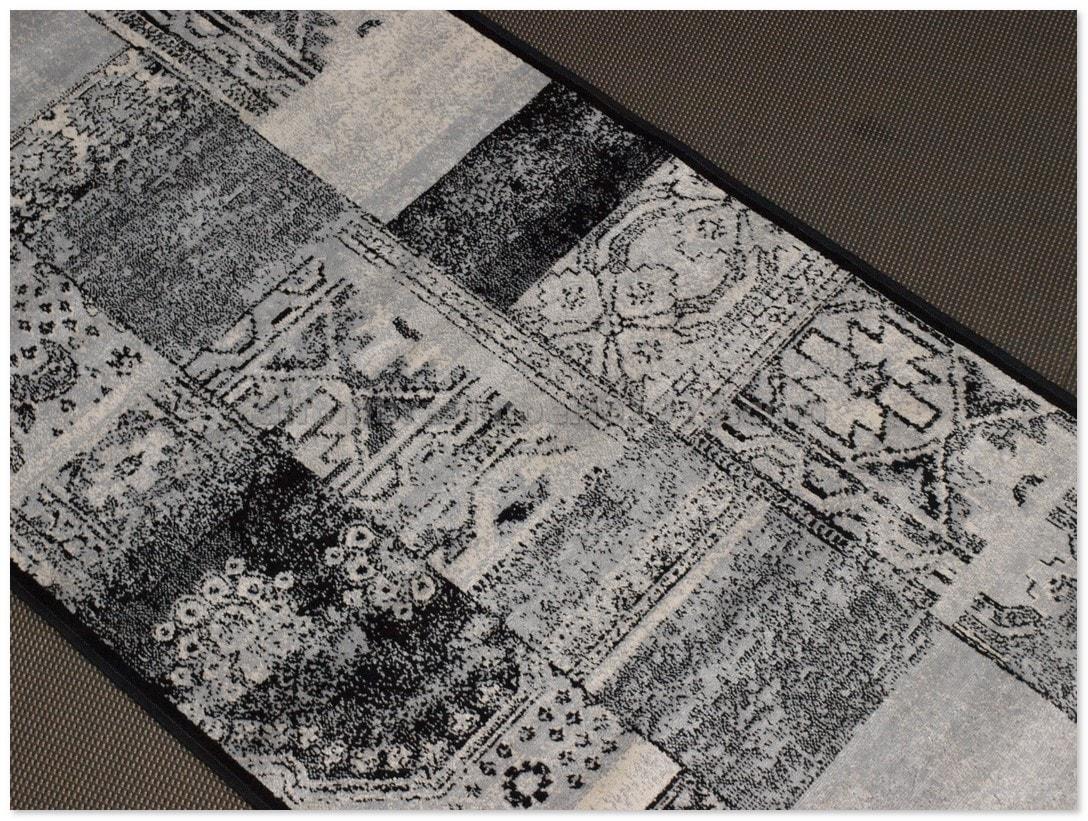 Alfombra fina moderna belgim 5298 gris alfombras - Alfombras juveniles modernas ...