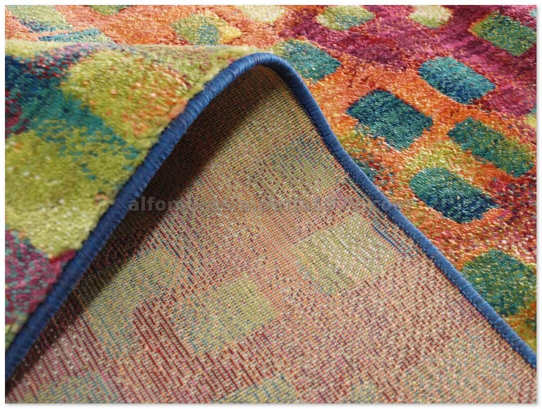Alfombra moderna colors 20 alfombras modernas for Alfombras precios m2