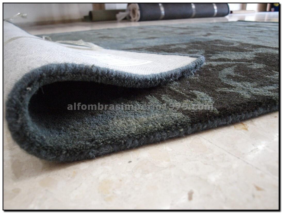 Alfombra de lana patchwork gris alfombras baratas moderno - Alfombras patchwork baratas ...