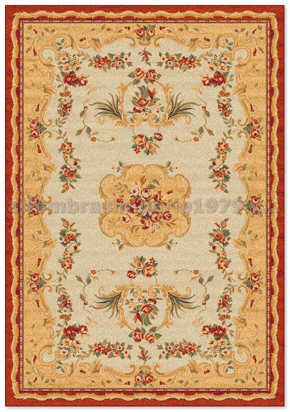 Alfombra clasica terra 180 beig alfombras clasicas for Alfombras clasicas baratas