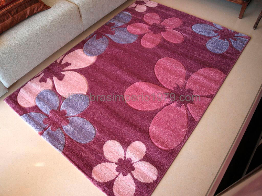 Alfombra moderna tws carv t307 llc pnk alfombras baratas for Alfombras clasicas baratas