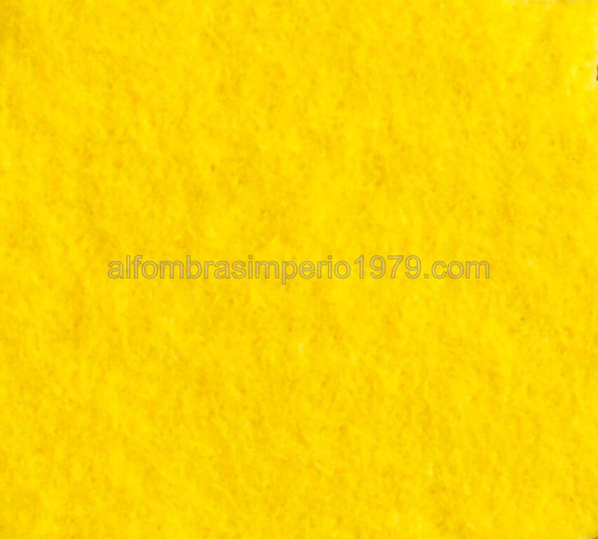 Moqueta ferial amarillo moquetas feriales for Moqueta ferial barata