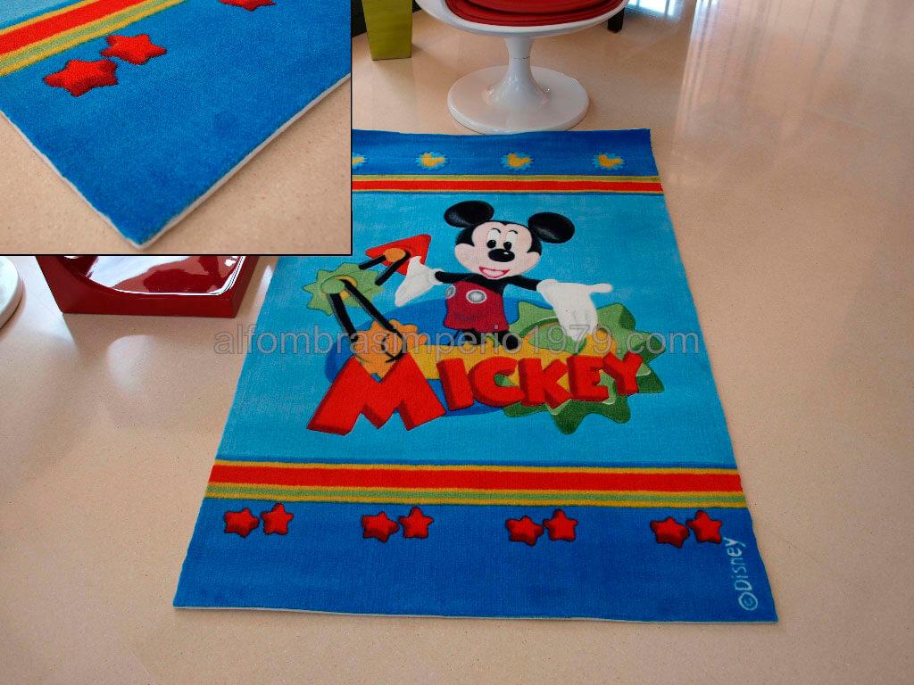 Decorar cuartos con manualidades alfombras infantiles disney for Alfombras baratas zaragoza