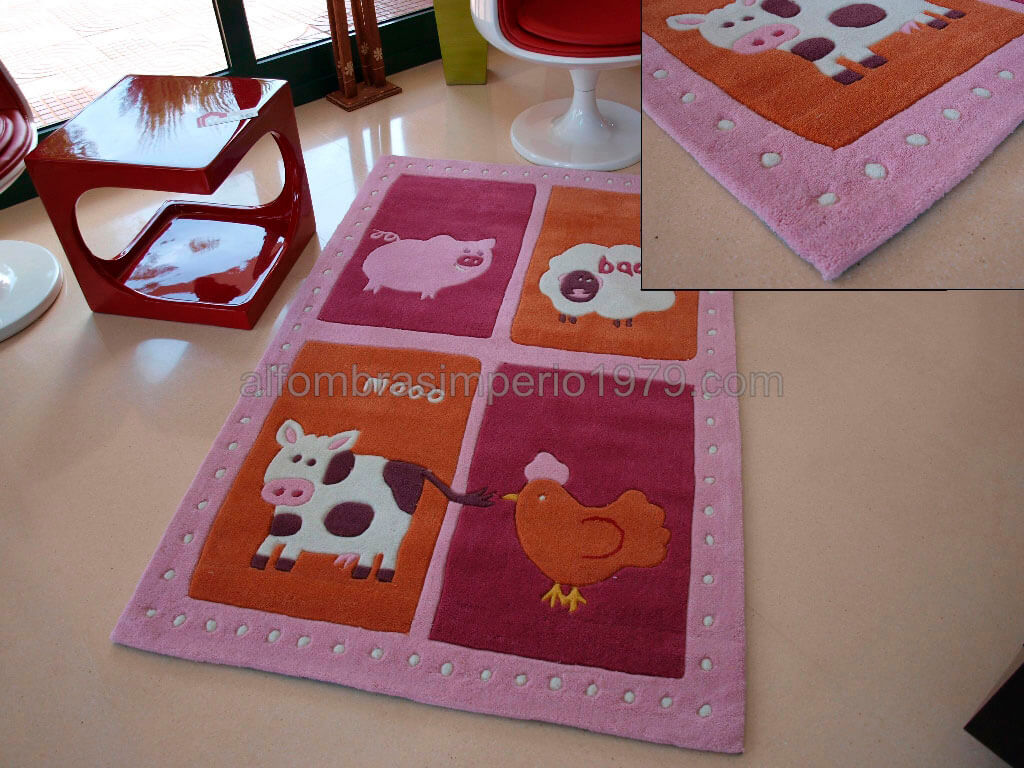 Alfombra infantil lux 51 alfombras infantiles - Alfombras redondas infantiles ...