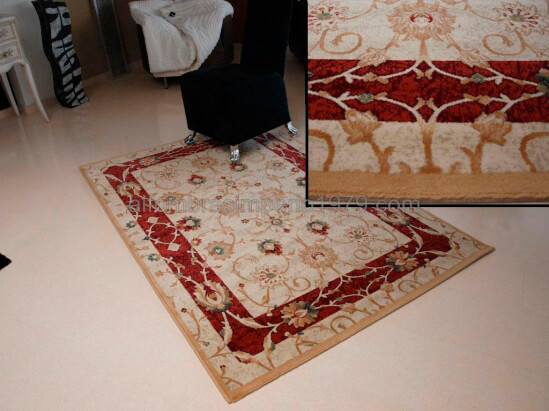 Alfombra clasica nova 5590 beig alfombras clasicas for Alfombras clasicas baratas