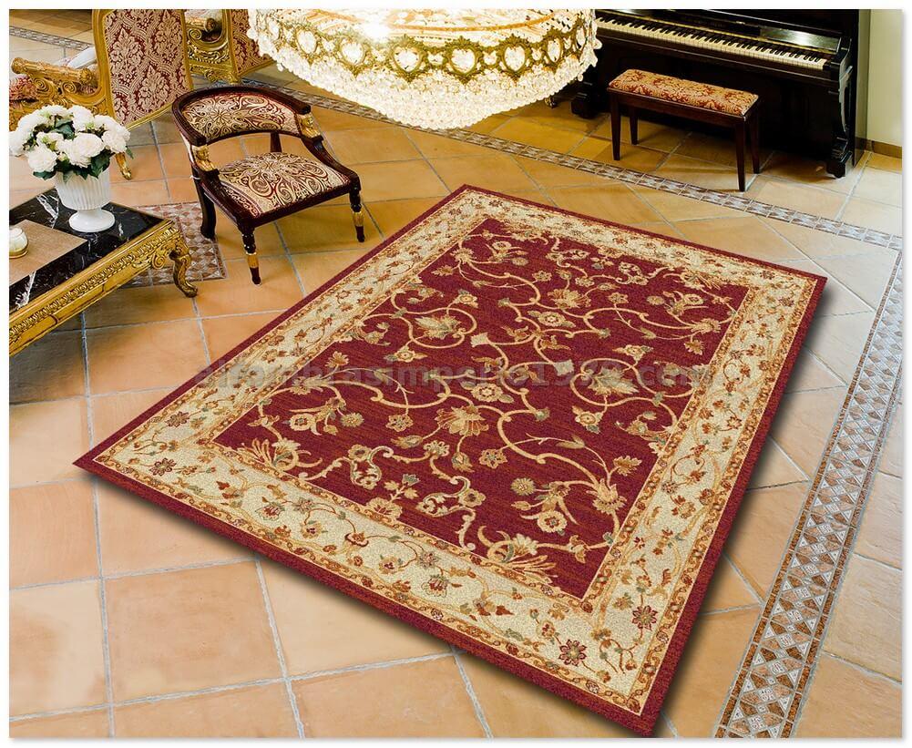 Alfombra clasica terra 115 10 alfombras clasicas for Alfombras clasicas baratas