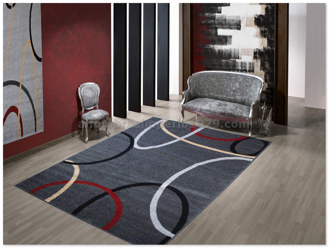 Alfombra crevillente circulos alfombras baratas moderno for Alfombras baratas outlet