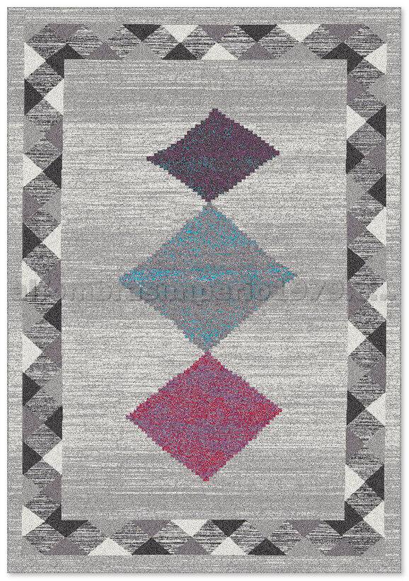 Alfombra moderna delta 1212 14 alfombras modernas for Outlet alfombras modernas