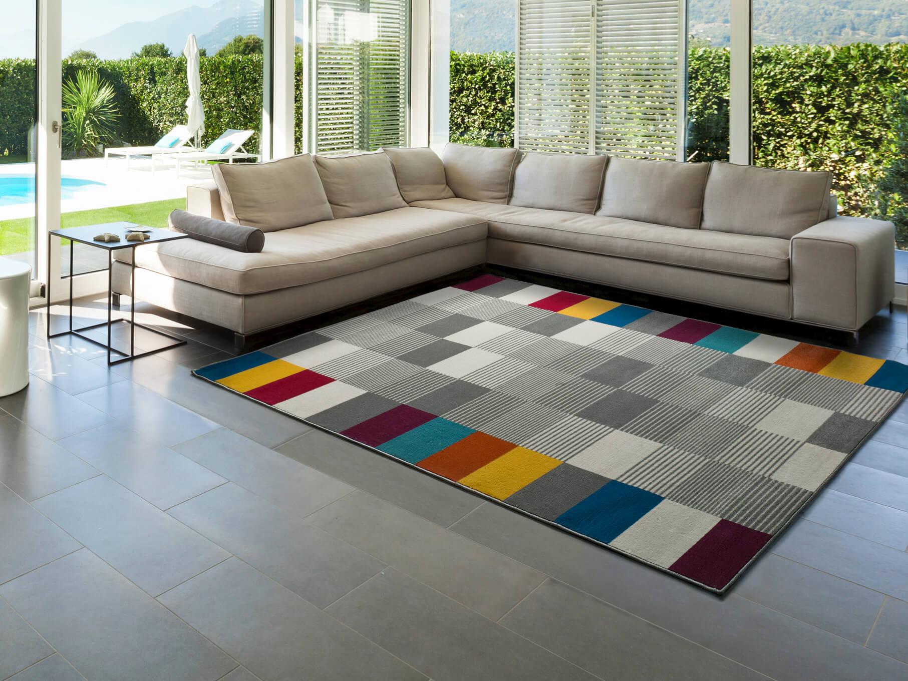 Alfombra moderna belis 20979 alfombras modernas Alfombras grandes modernas