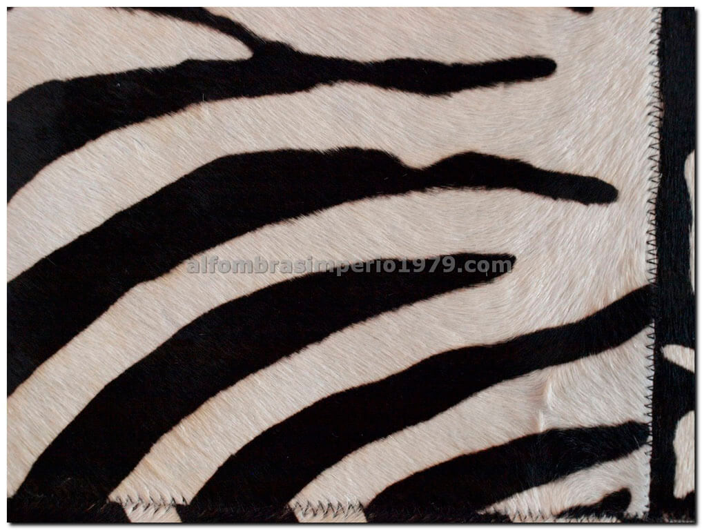 Patchwork cebra Borde 15x15