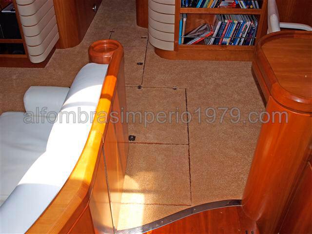 Instalacion De Moquetas Barcos