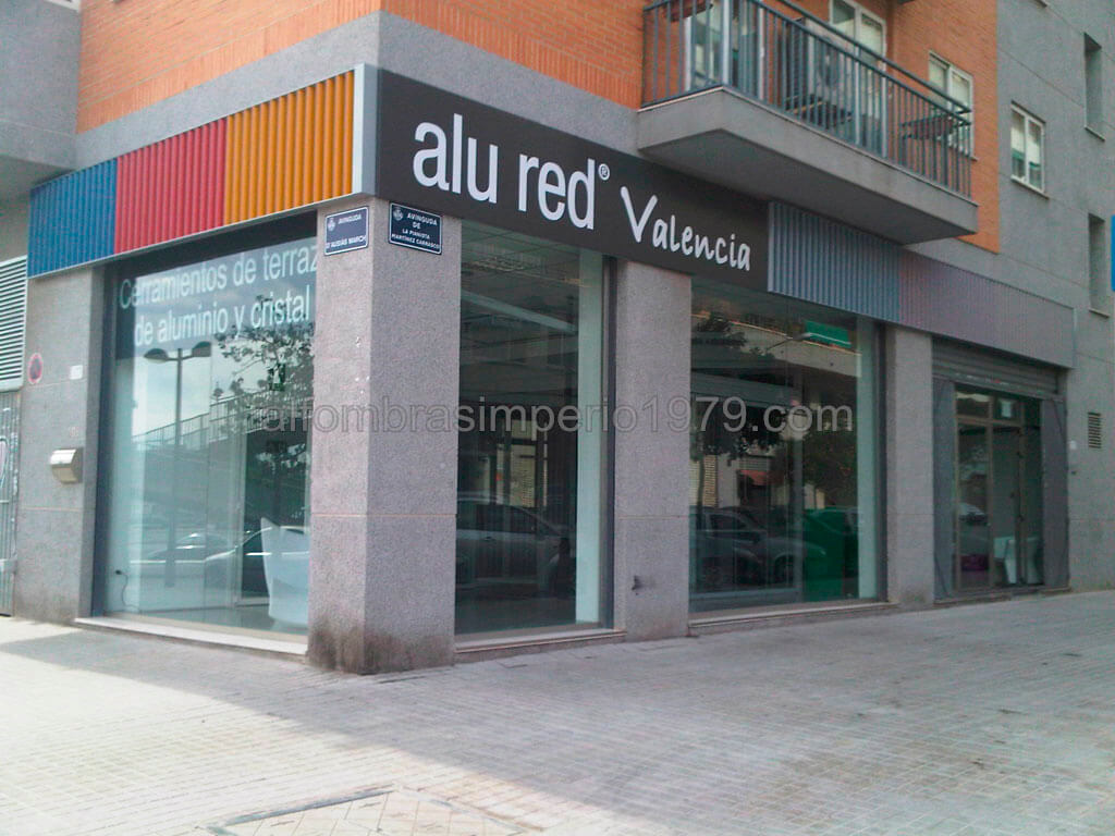 Alfombra Corporativa Alured