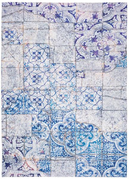 Alfombra Chenilla digitalizada ALICE 19-07