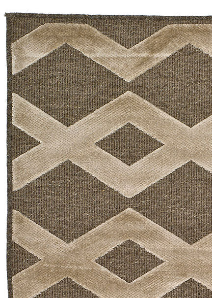 Alfombra lana moderna isabella 624 alfombras modernas - Alfombras lana modernas ...