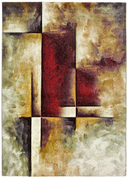 Alfombra Moderna GRAFFITI 21968-21