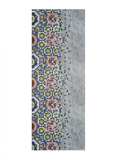 Alfombra de Cocina SPRINTY Mosaico