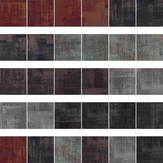 Moqueta en Losetas Pixel