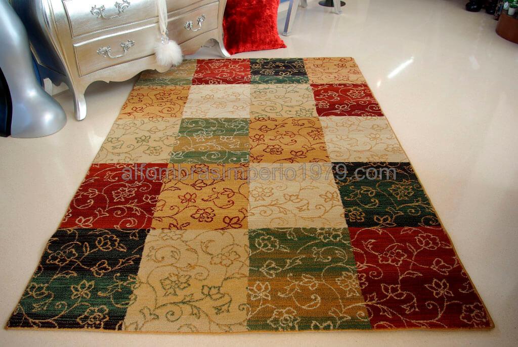 Alfombra moderna terr 86 2 alfombras clasicas - Alfombras de pasillo baratas ...